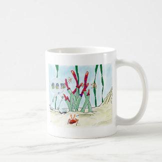 La pesadilla del óptico taza de café