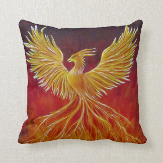La Phoenix Cojín Decorativo