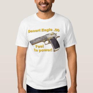 la pistola de Eagle del desierto Camiseta