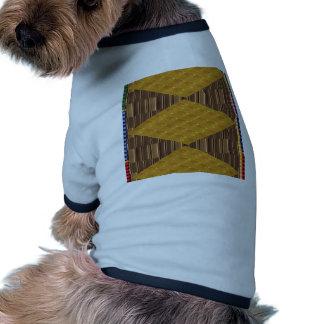 la PLANTILLA 5 coloreó fácil AÑADIR el regalo del Camisas De Perritos
