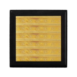 La plantilla de oro del oro añade palabra de la joyero cuadrado pequeño