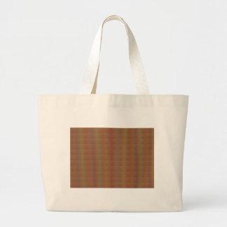 La PLANTILLA de oro DIY de la textura de Brown Bolsa Lienzo