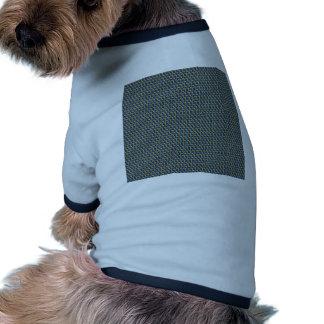 La plantilla elegante de la TEXTURA DIY de la opin Camisa De Mascota