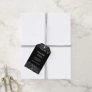 La plata y ennegrece el | que el boda floral etiquetas para regalos