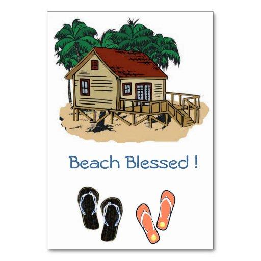 La playa bendecida invita