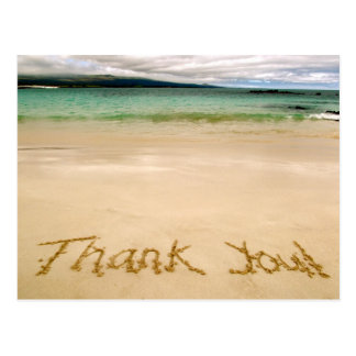 "¡La playa ""le agradece"" observar Postal-Envía en Postal"