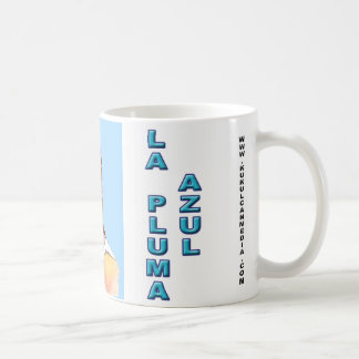 La Pluma Azul de Bardala- Taza De Café