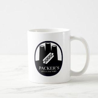 La poca fábrica del embalador -;) taza de café