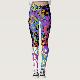 La Polaina-Friki-Física Leggings