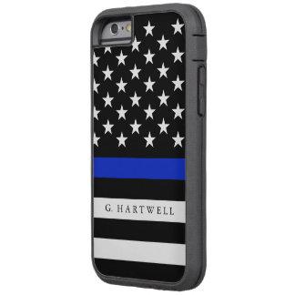 La policía conocida de encargo señala por medio de funda tough xtreme iPhone 6