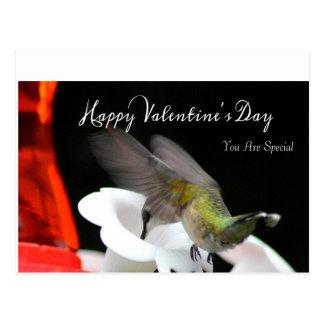 La postal 2 de la tarjeta del día de San Valentín