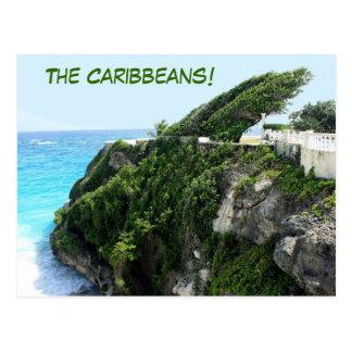 La postal de Caribbeans