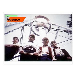 La postal de la agencia