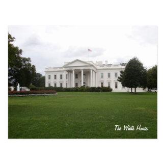 La postal de la Casa Blanca