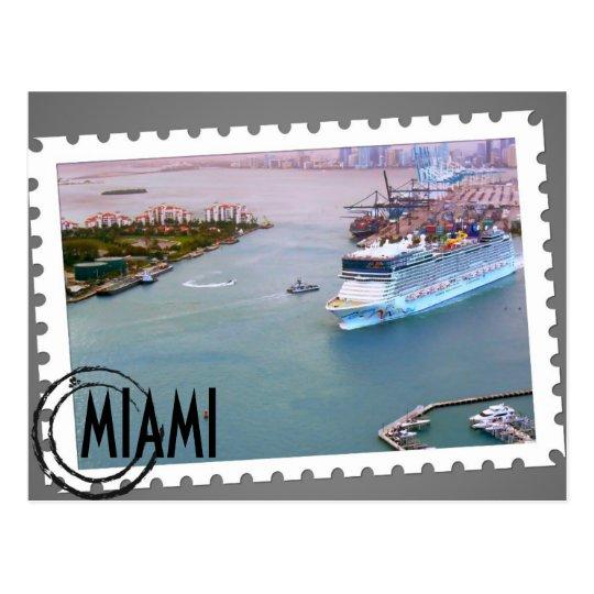 ¡LA POSTAL DE MIAMI DEL ~Miami~, LO MODIFICA PARA