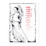 La postal de Mikado