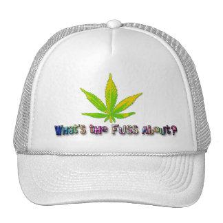 La pregunta… gorras de camionero