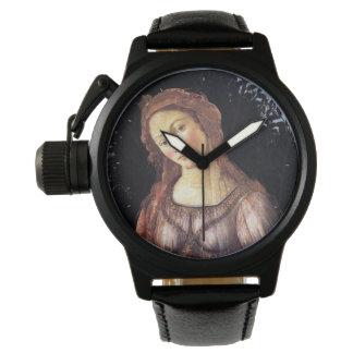 La Primavera detalladamente por Sandro Botticelli Reloj De Mano