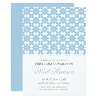 La primera comunión invita - a la tarjeta de