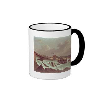 La primera fábrica de algodón en América Taza De Café