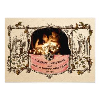 La primera tarjeta de Navidad (1873)