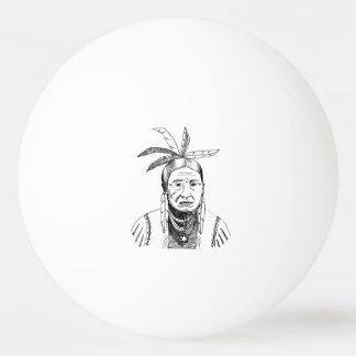La PRINCIPAL bola de ping-pong