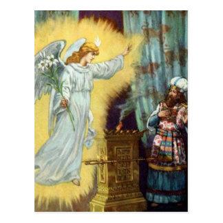 La promesa de dios a Zacharias Postales