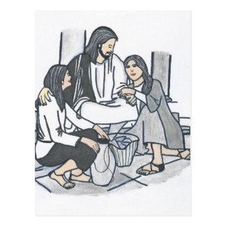 La promesa de dios postal