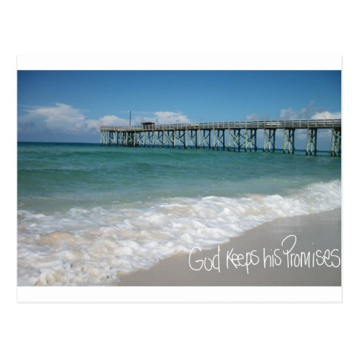 La promesa de dios postales