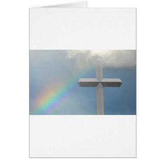 La promesa tarjeta de felicitación
