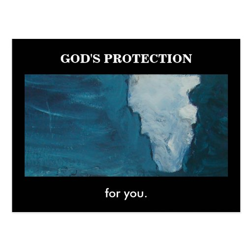 LA PROTECCIÓN DE DIOS (ISAÍAS 41) POSTALES