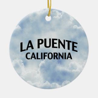 La Puente California Ornamentos De Navidad