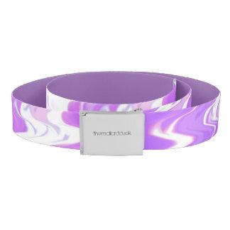La púrpura agita la correa