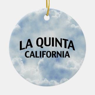 La Quinta California Ornaments Para Arbol De Navidad