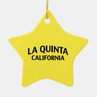 La Quinta California Adornos De Navidad