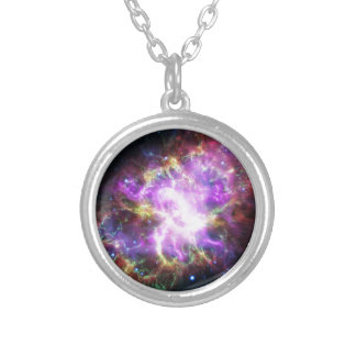 La radiografía de Chandra en la nebulosa de Collar Plateado
