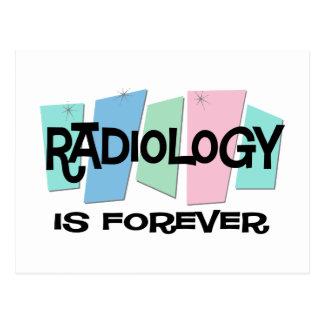 La radiología es Forever Tarjetas Postales