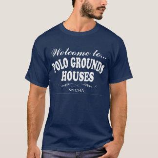 La recepción al polo pone a tierra la camiseta de