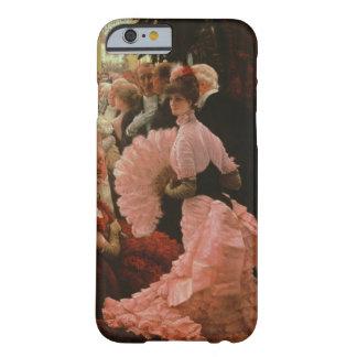 La recepción o, L'Ambitieuse (mujer política) c Funda De iPhone 6 Barely There