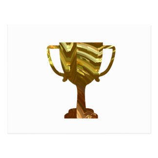 La recompensa de 100 premios anima inspira postal