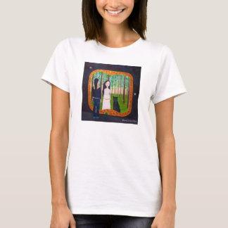 La reflexión camiseta
