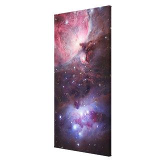La región de la espada de la constelación Orión, Impresión En Lienzo