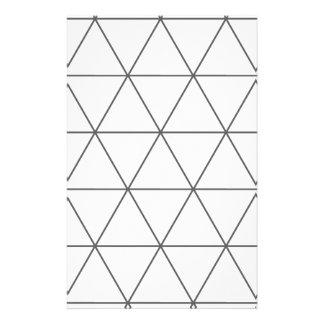 La regla del triángulo 01 papeleria de diseño