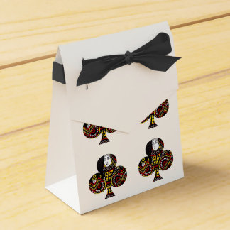 La reina de clubs caja para regalos