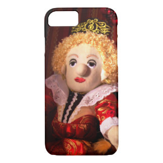 La reina Elizabeth es un caso del iPhone 6 de la Funda iPhone 7