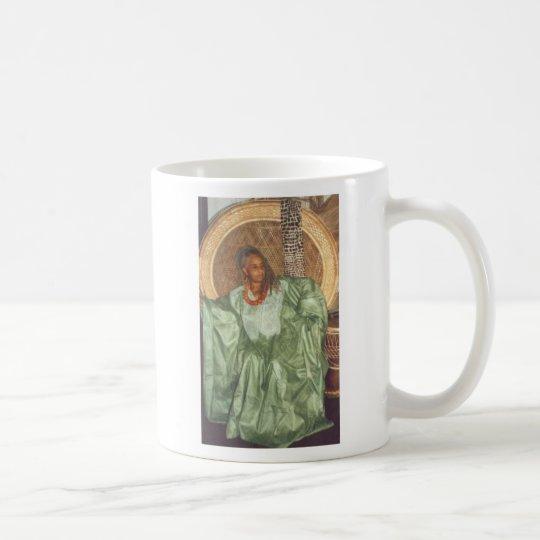 La reina taza de café