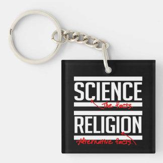La religión es un hecho alternativo - - llavero