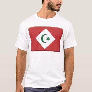 La república de la bandera de Rif PERSONALIZA Camiseta