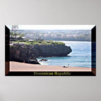La República Dominicana vara el poster Póster