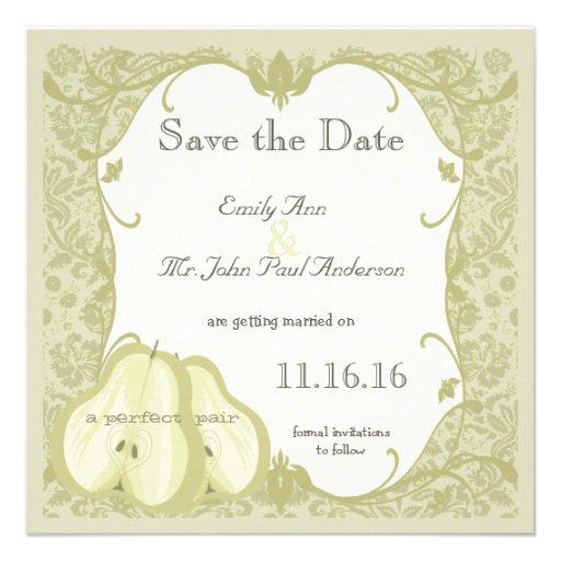 La reserva perfecta de la pera la fecha comunicados personales